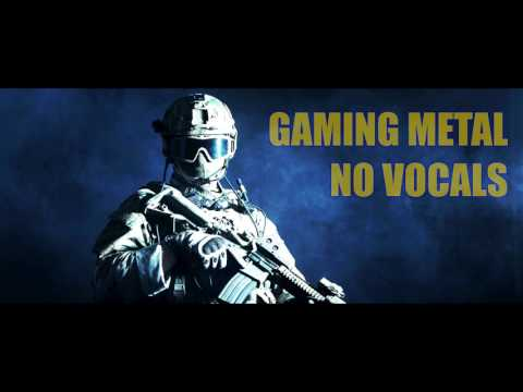 Ultimate Metal / Metalcore Gaming Music Compilation // NO VOCALS // Playlist