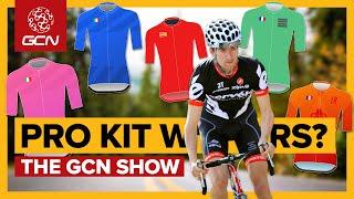 Is It Okay To Be A Pro Cycling Kit W****r?   The GCN Show Ep. 390