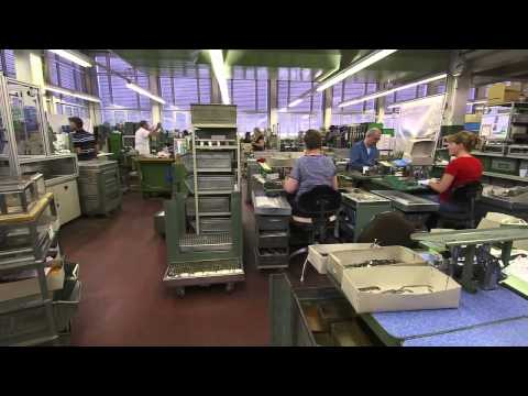 Swiss Army Knief Victorinox Factory   Megafactories National Geographic Channell