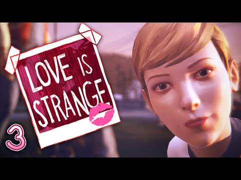 SLEEP OVER WITH VICTORIA!! | Love is Strange [Life is Strange Dating Sim] Visual Novel Part 3