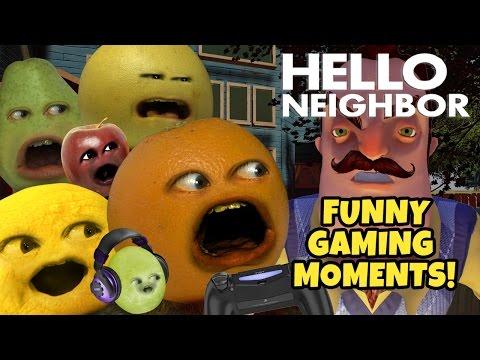 FUNNY GAMING MOMENTS #8 Hello Neighbor