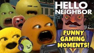 FUNNY GAMING MOMENTS #8 Hello Neighbor