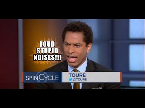 MSNBC's Touré: Border is as SECURE as HUMANLY POSSIBLE?!
