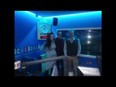 Post by-election. LBC Radio Interview. Elizabeth Jones UKIP, Dominic Frisby and Ian Collins