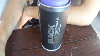 обзор краски montana black (неудачный обзор)