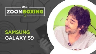 Samsung Galaxy S9 - UNBOXING | ZOOMBOXING