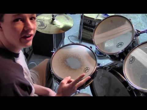 Learn Drums Basics #2 - The 2/4 Beat