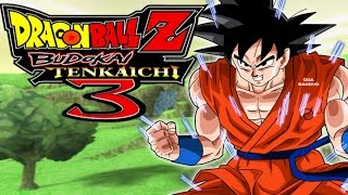Dragon Ball Z Budokai Tenkaichi 3 - World Tournament Goku Más allá de un Dios