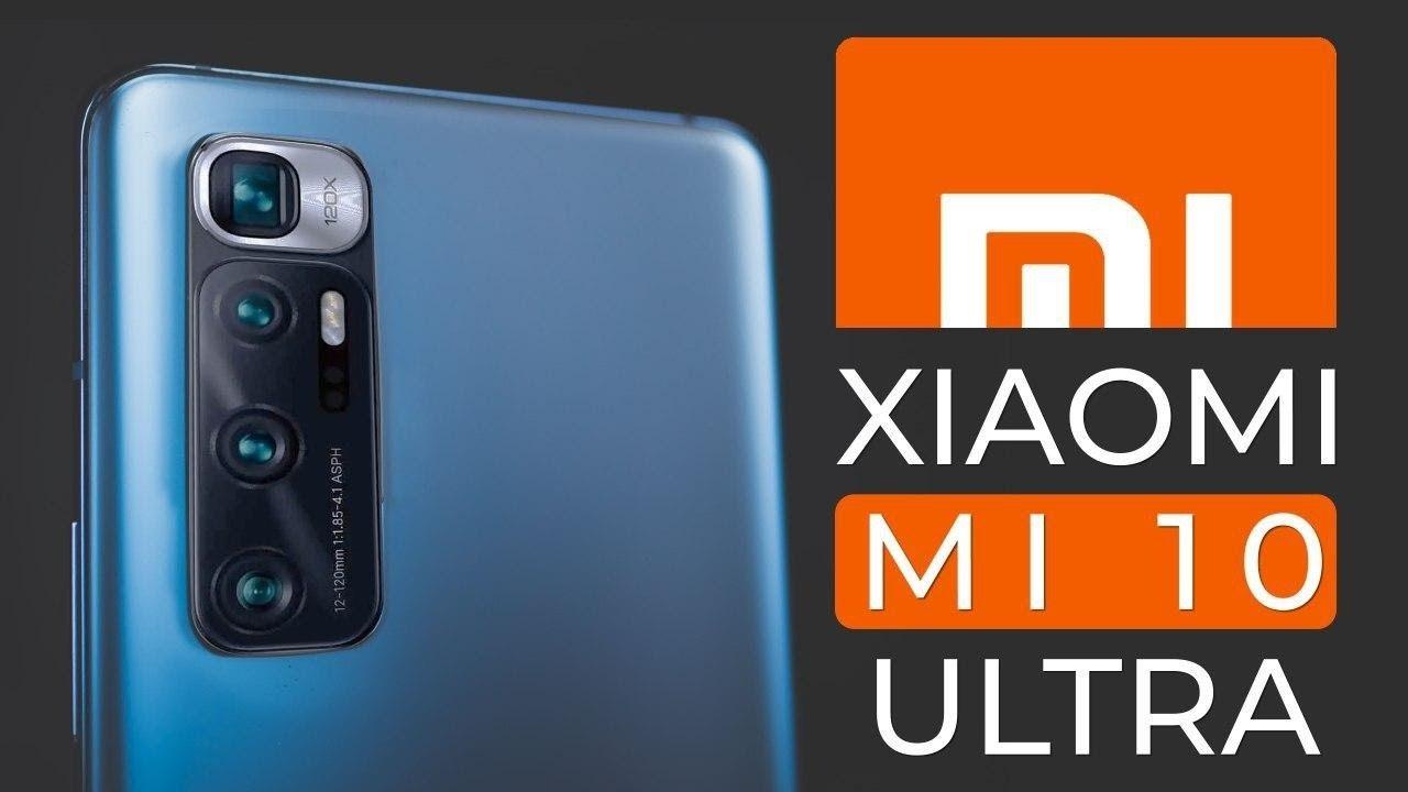 Xiaomi Mi 10 Ultra - САМЫЙ НАВОРОЧЕННЫЙ СМАРТФОН 2020!