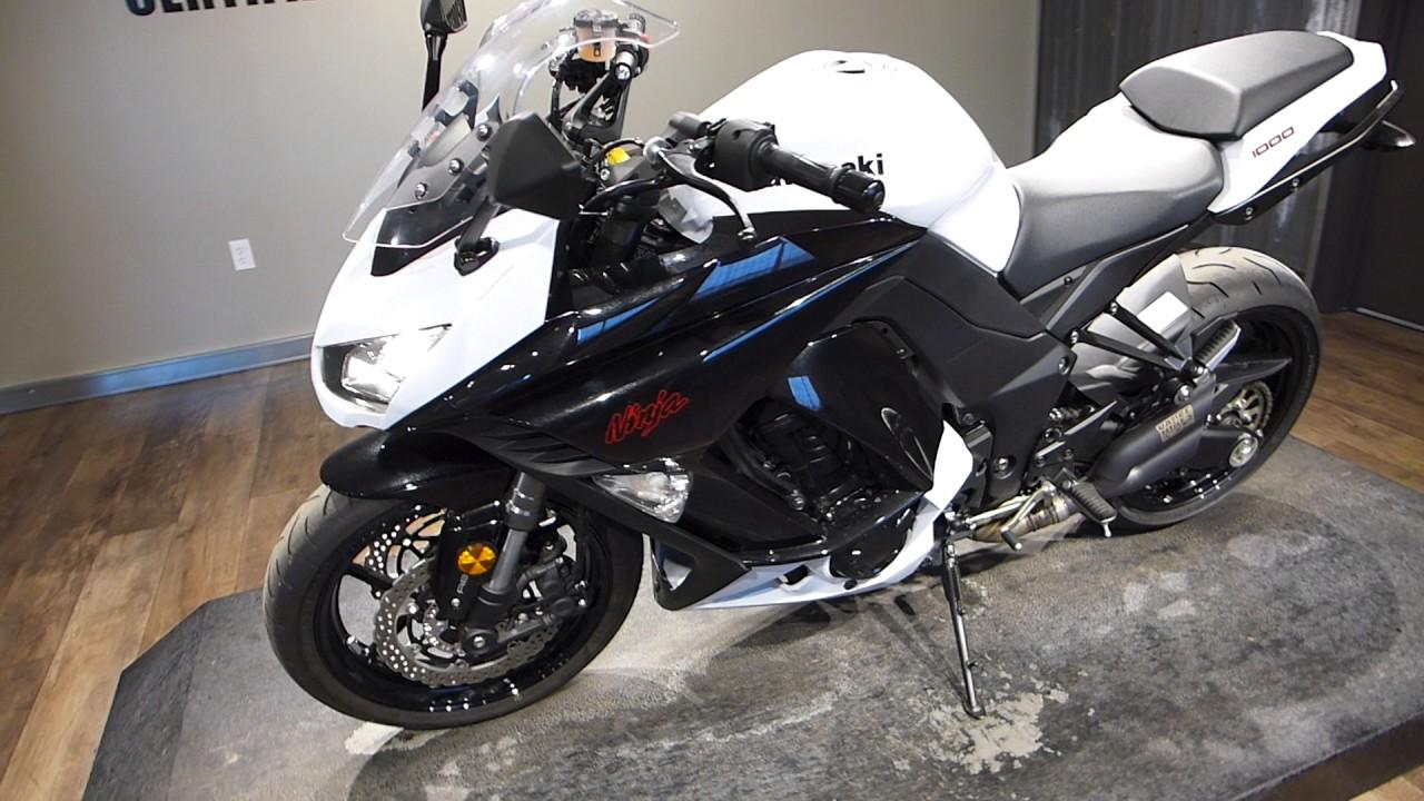 2013 Kawasaki Ninja 1000 Abs Youtube
