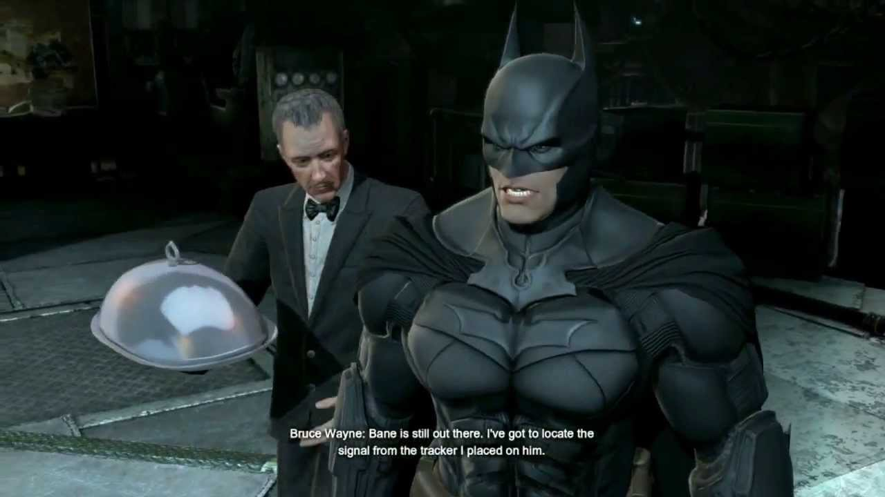 "Batman Arkham Origins - PC Mods - ""The Dark Knight"" Suit ..."