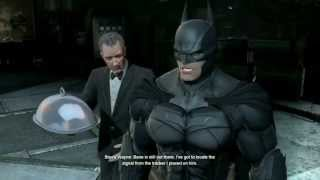 "Batman Arkham Origins - PC Mods - ""The Dark Knight"" Suit (from the movie)"