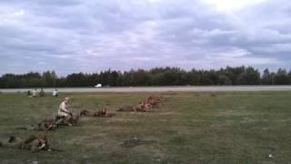 Vecerny letecky suboj Retro Sky Team 2 - letisko Svidnik