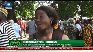 2019 Polls: Cross River Rural Communities Want Decentralisation Of Registration Centres