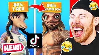 I Found the Funniest Season 3 Fortnite Clips on TikTok!