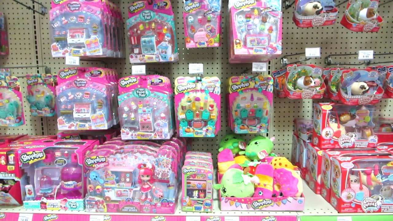 Toy Hunting 11 Shopkins Season 3 Minecraft Lps Tsum