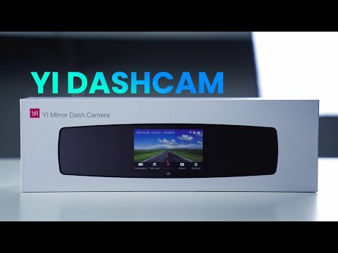 How To: Install A Yi Mirror Dashcam On A Perodua Myvi