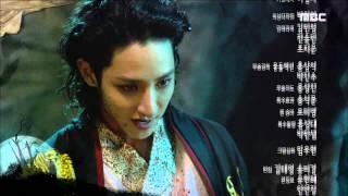 [Preview 따끈예고] 20150910 Scholar Who Walks The Night 밤을 걷는 선비 - ep.20