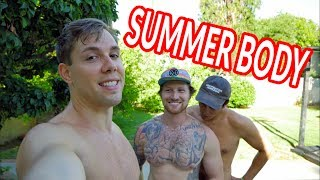 15 MINUTE SUMMER BOD! w/ Scotty Sire and Todd Smith