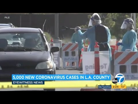 Newsom orders California curfew as coronavirus cases surge