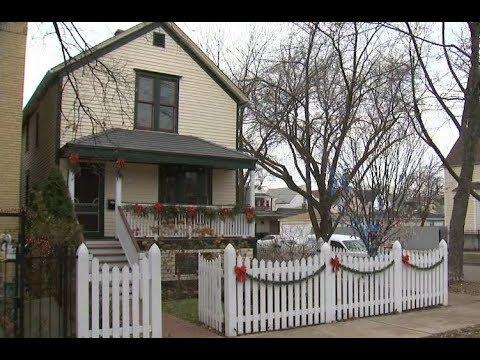 Lance Houston - Walt Disney's Childhood Chicago Home Restored to Original Look
