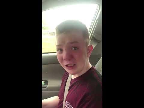 "Keaton Jones ""Why do they bully?"" POWERFUL MESSAGE"