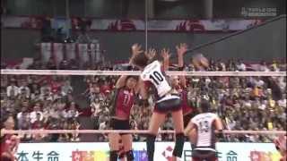 2012.05.23 2012 OQT KORxJPN Kim Yeon-Koung(World Olympic Qualification Tournament)