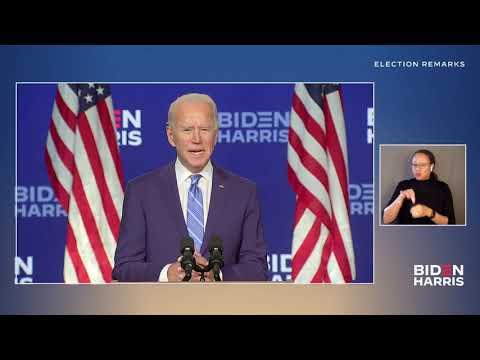 Joe Biden Speaks LIVE about the 2020 Election | Joe Biden For President 2020