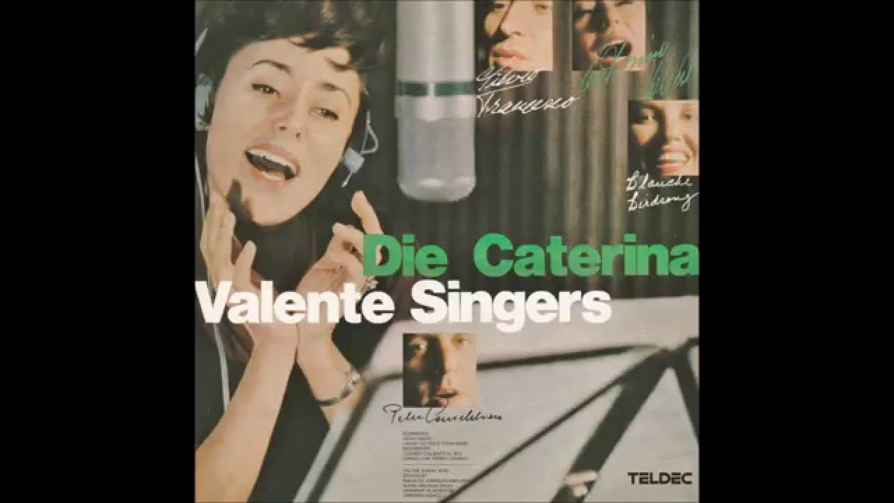 92129e52ee4 The Caterina Valente Singers - Cuando Calienta El Sol - YouTube