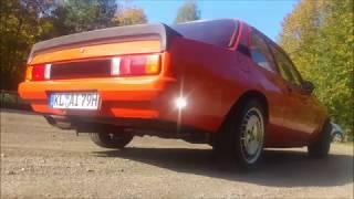 Opel Ascona B 1976  - Aufbau vom Schrott zum Sportwagen