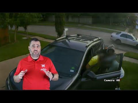 Houston Man Carjacked In His Driveway