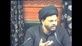 Eve 29th Safar 1436 - Shahadat 8th Imam (as) - Imam Ali Ibn Musa, Al Ridha (as) (Urdu)