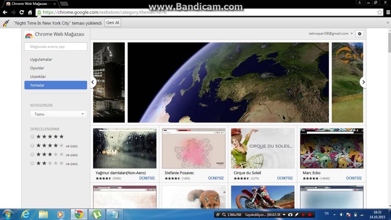 Google themes ecko - Google Temasi Nasil De T R L R