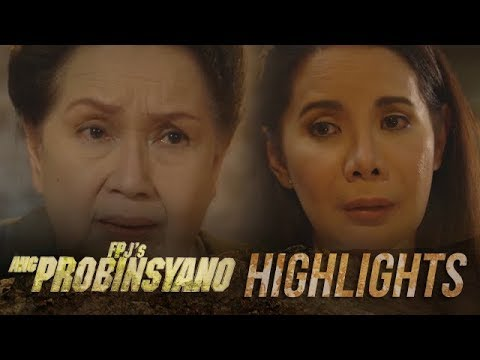 FPJ's Ang Probinsyano: Margie admits to Lola Flora what Mayor Adonis has said