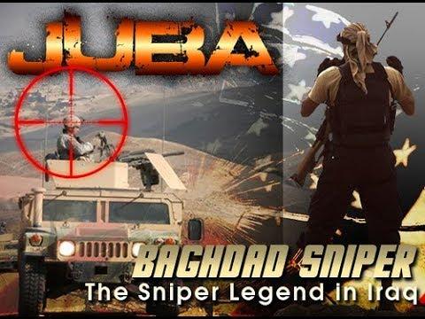 BATTLEFIELD 1 (JUBA)  BAGHDAD SNIPER
