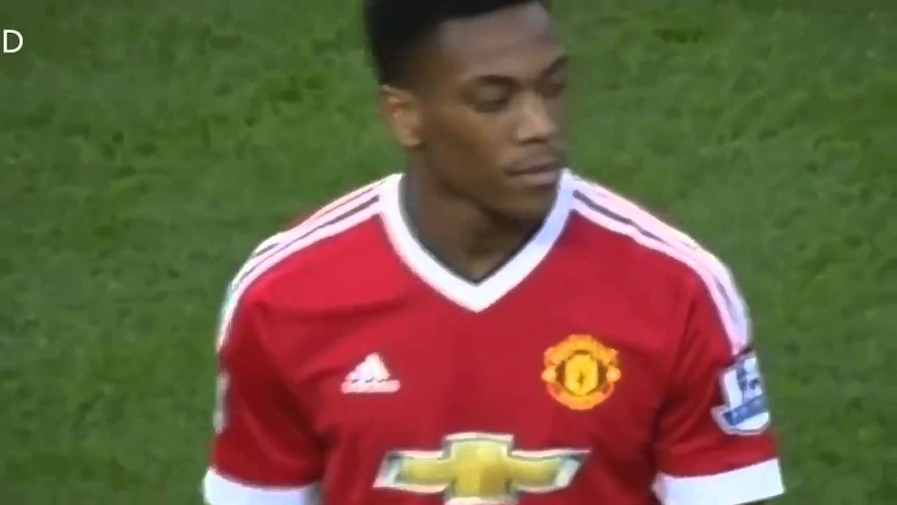 Funny Walk Of Anthony Martial 2015 HD