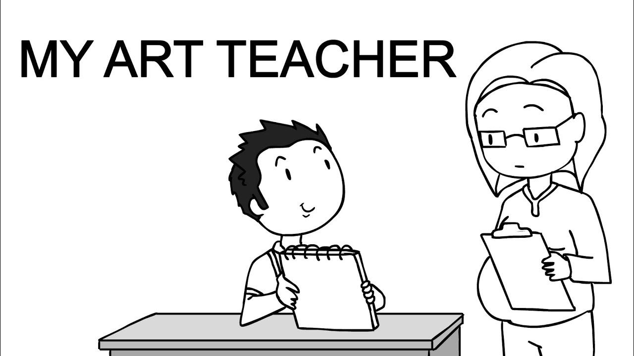 my art teacher youtube