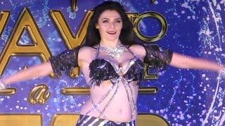 Tatyana Shtab Oriental Belly Dance 4K - Drum Solo