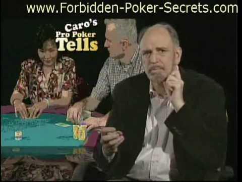 Caro's Pro Poker Tells - 4