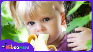 Apples And Bananas Song | Vowel Songs For Children