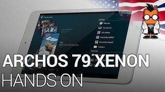 Archos 79 Xenon Tablet [ENG]
