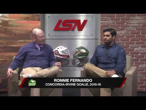 Ronnie Fernando on Lax Sports Network