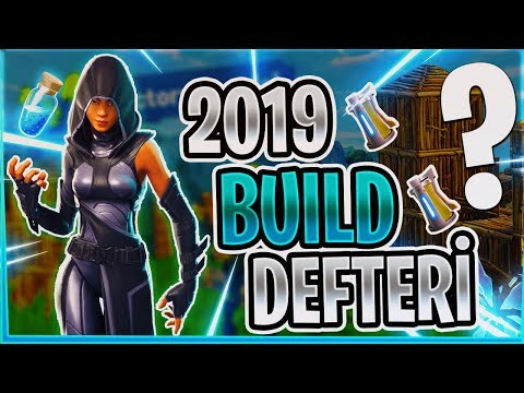 2019 FORTNITE BUILD REHBERİ - PART#1 ( Script Is Insane )