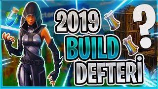 2019 FORTNITE BUILD REHBERİ - PART#1 ( script is insane )
