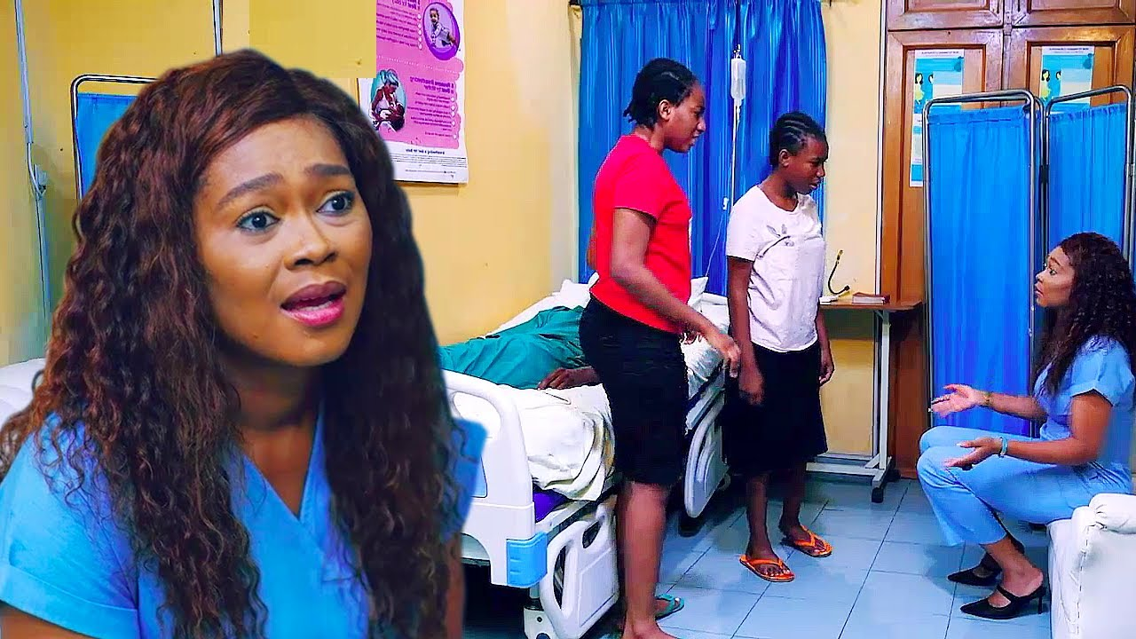 Download THE KIDS ARE ANGRY (watch if you ever want to have children)-TANA ADELANA,ADAEZE IGBO-NEW NIG. MOVIE