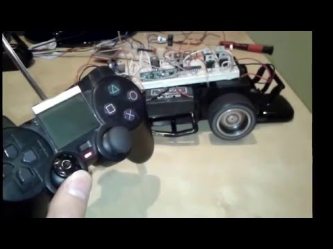 A Simple Remote-Controlled Arduino Tank Paul Bleisch