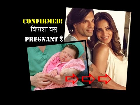 Confirmed! Bipasha Basu Is Pregnant | Announced on Twitter | Congratulation