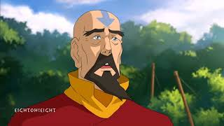 Aang was the last airbender after the Air Nomad genocide. The Air N...