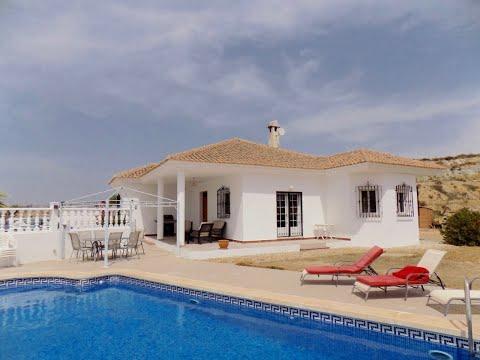 Spanish Property Choice Video Property Tour - Villa A1154 Albox, Almeria, Spain. 215,000€