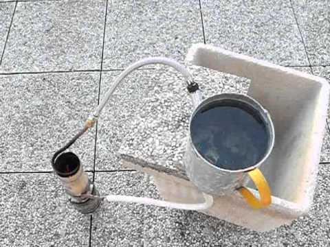 Acqua calda con stufa pirolitica youtube - Stufa a legna acqua calda ...
